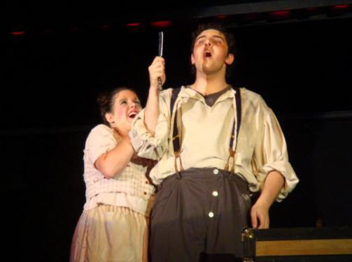 Sweeney Todd - 2009
