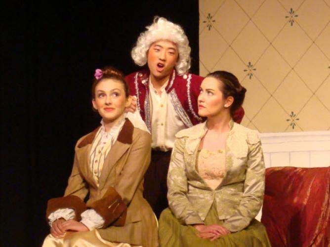 The Beaux Stratagem - 2009